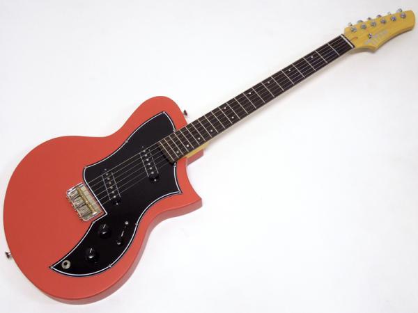 Titan Guitars KR-1 Custom / Tahitian Coral 【エレキギター WO】