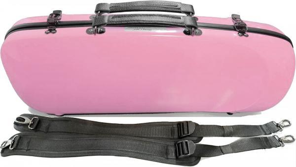 CCシャイニーケース CC2-ATP-PPK エアロ トランペット用 ケース パステルピンク ハードケース リュックタイプ シングル trumpet aero pink PPK