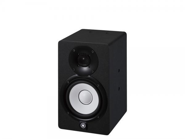 YAMAHA ( ヤマハ ) HS5I   ブラック(1本)◆ 壁や天井への取り付け対応モデル モニタースピーカー  ( パワード )