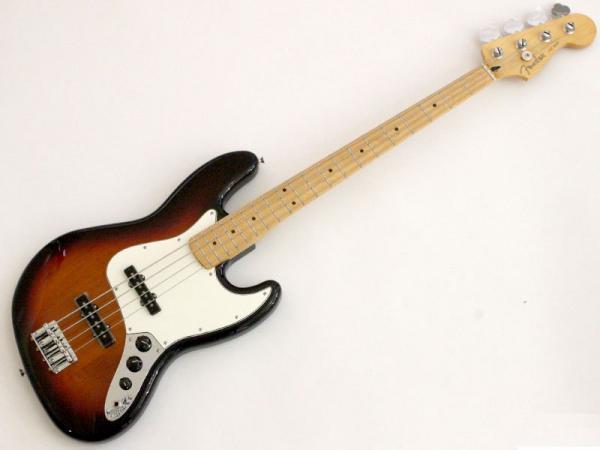 Fender ( フェンダー ) Player Jazz Bass ( 3-Color Sunburst / Maple)【MEX ジャズベース  WK 】