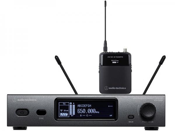 audio-technica ( オーディオテクニカ ) ATW-3211HH1 ◆ 2ピース ワイヤレスマイクロフォンシステム