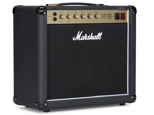 Marshall ( マーシャル ) Studio Classic SC20C【20W 真空管 ギター】