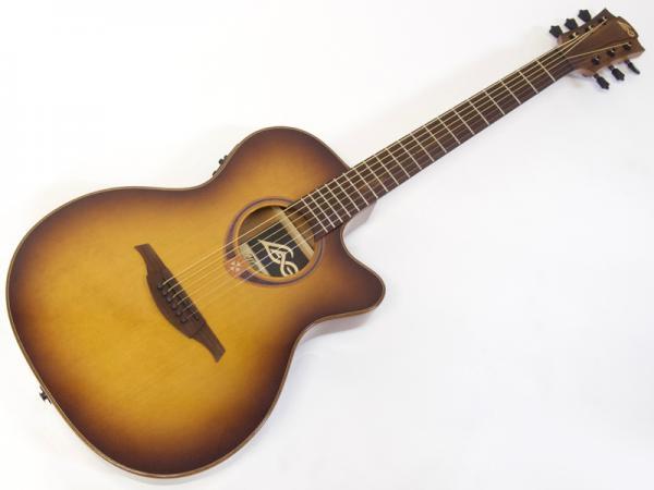 LAG Guitars T118ASCE BRS 【エレアコ アコースティックギター    】
