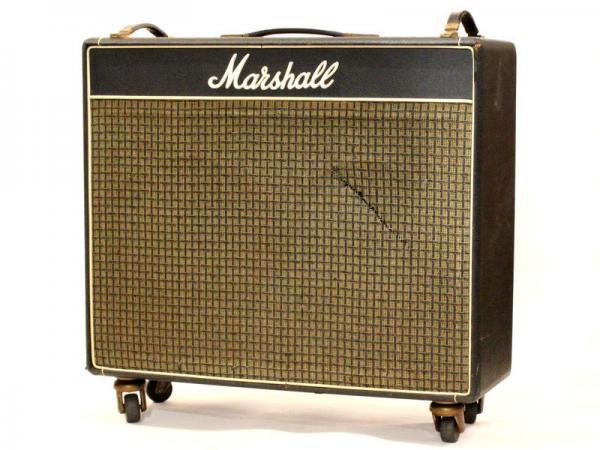 Marshall ( マーシャル ) 2040 ARTIST 1973年製 ☆ 超貴重な1970年代マーシャルコンボアンプ