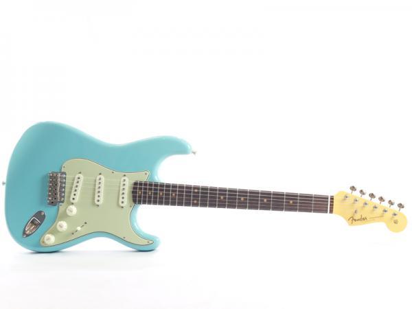 Fender Custom Shop VINTAGE CUSTOM 1959 STRATOCASTER DAPHNE BLUE