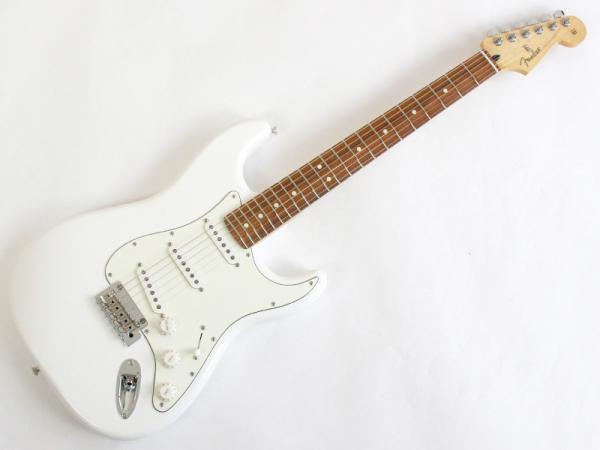 Fender ( フェンダー ) Player Stratocaster Polar White/ PF【MEX ストラトキャスター  】