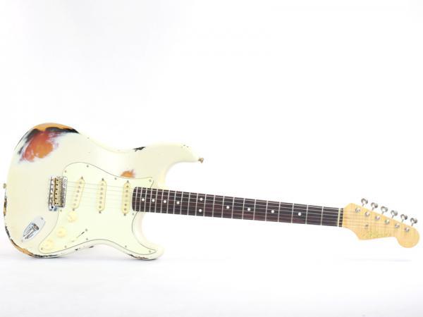 momose(モモセ) MST1-STD/NJ Relic Olympic White【マルチレイヤー/レリック仕様】