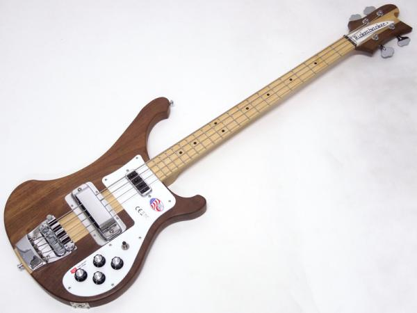 Rickenbacker 4003S Walnut  【リッケンバッカー ベース 特価品 】