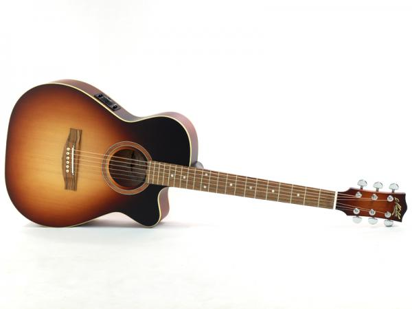 Maton Guitars ( メイトンギターズ ) Performer Teardrop Burst