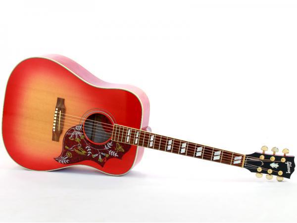 Gibson ( ギブソン ) Hummingbird Quilt Maple