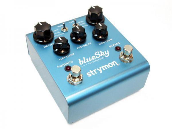 strymon ( ストライモン ) Blue Sky 【リバーブ  WO 】