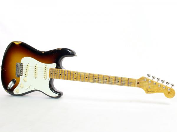 Fender Custom Shop 1956 STRATOCASTER RELIC w/ CLOSET CLASSIC HARDWARE 2019 SUMMER EVENT LIMITED EDITION  WIDE FADE 2TSB