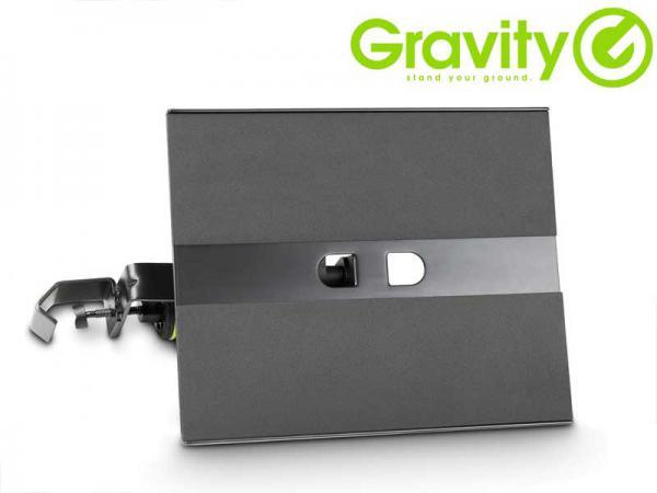 Gravity ( グラビティー ) GMATRAY1 ◆ マイクスタンド用トレイ  小型ミキサーやタブレットを マウント可能
