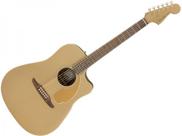 Fender ( フェンダー ) Redondo Player Bronze Satin【アコースティックギター エレアコ 】