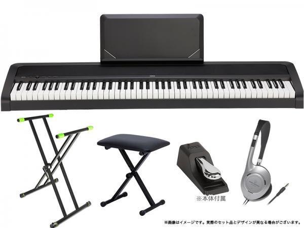 KORG ( コルグ ) B2N 簡易練習セット ◆【デジタルピアノ】