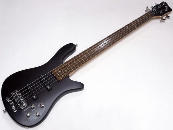 Warwick ( ワーウィック ) Rockbass STREAMER LX 5st / Nirvana Black Satin