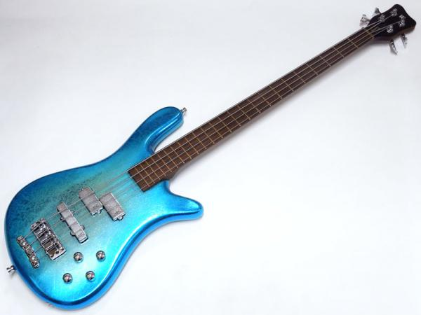 Warwick ( ワーウィック ) Custom Shop Streamer LX 4st / Special Chrome Crackle Finish