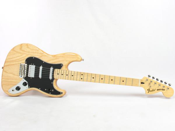 Fender ( フェンダー ) The Sixty-Six / Natural