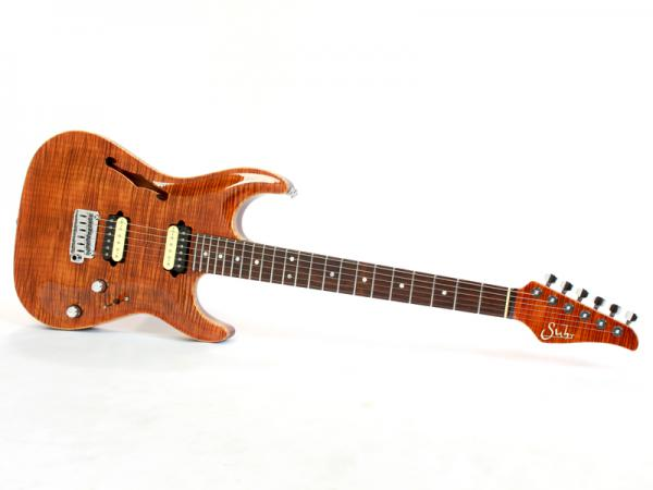 "Suhr ( サー ) Carve Top Standard RB ""F-Hole & Brazilian Rosewood Fingerboard"""