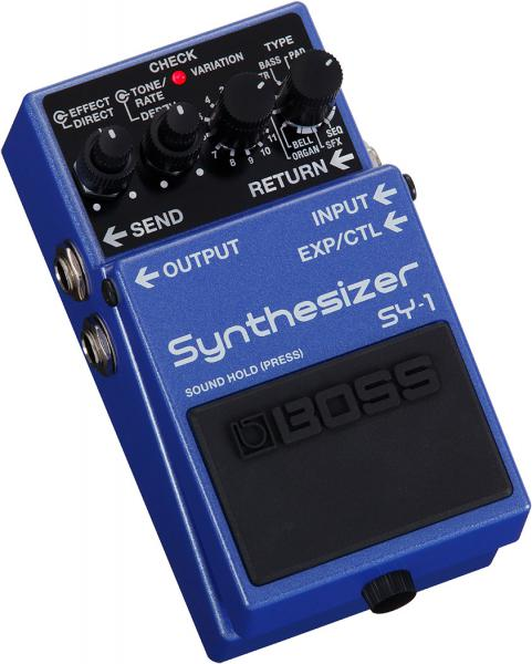 BOSS ( ボス ) SY-1  Synthesizer【シンセサイザー エフェクター  WO 】