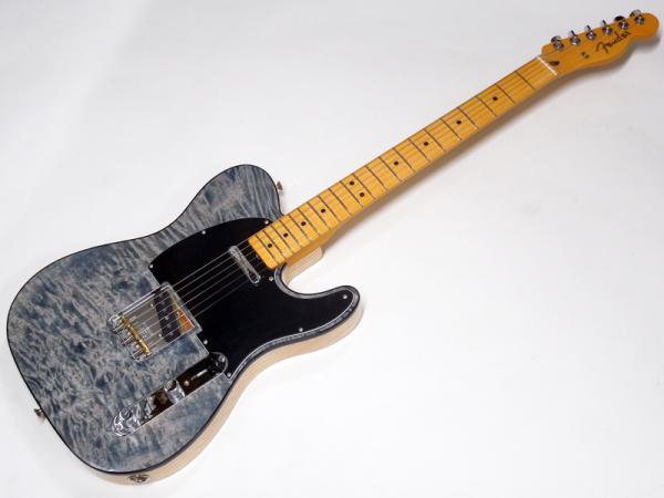 Fender ( フェンダー ) Rarities Quilt Maple Top Telecaster / Blue Cloud