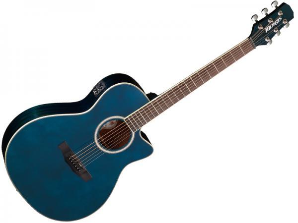 Morris ( モーリス ) R-011 SBU【エレアコ・アコースティックギター 】