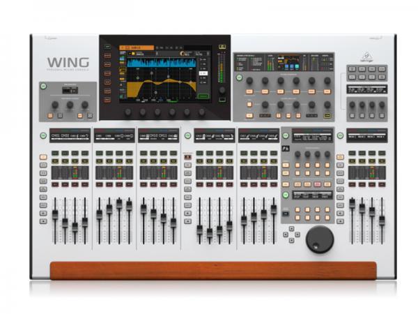 BEHRINGER ( ベリンガー ) WING  48チャンネル28バス フルステレオデジタルミキサー【BEHRINGER 最新デジタルミキサー ウィング】