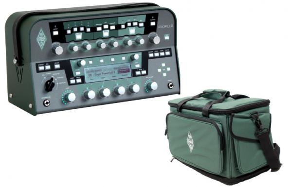 Kemper ( ケンパー ) Profiler Power Head + PROFILING AMP CASE