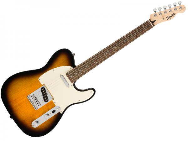 SQUIER ( スクワイヤー ) Bullet Telecaster BSB / LRL【 テレキャスター by フェンダー】