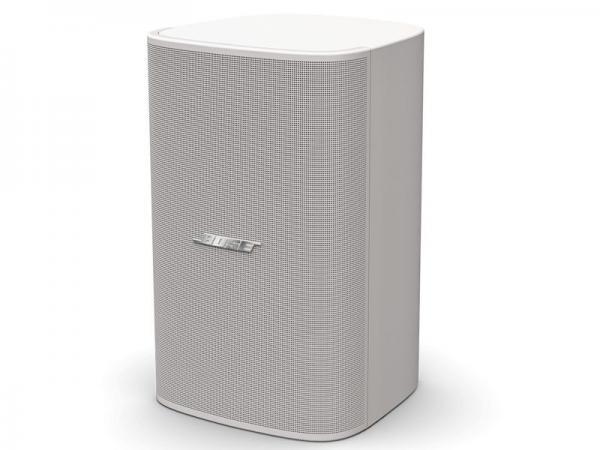 BOSE ( ボーズ ) DM8S SINGLE WHT (1台)  露出型スピーカー 屋内専用 白 XL
