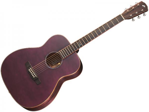 Morris ( モーリス ) FLB80 LAV 【日本製 アコースティックギター 特価品】