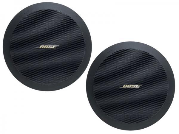 BOSE ( ボーズ ) FS2CB ( ペア / 2本入 )  天井埋込型スピーカー 黒 ブラック FS series FS2