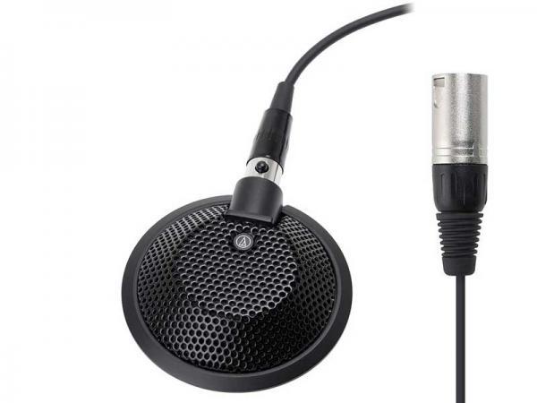 audio-technica ( オーディオテクニカ ) U841R ◆ 無指向性 コンデンサー バウンダリー マイクロホン