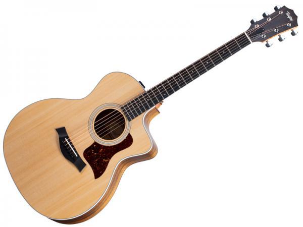 Taylor ( テイラー ) 214ce DLX Rosewood【USA アコースティックギター エレアコ  】