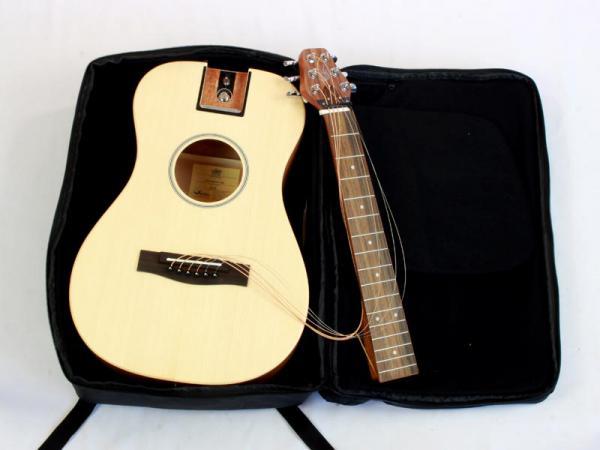 Journey Instruments PJ410N シトカスプルース/ アフリカンマホガニー ナローネック仕様