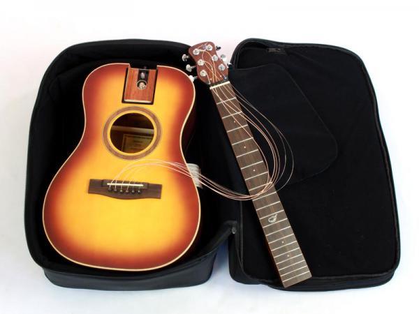 "Journey Instruments OF420B ""サンバースト"" シトカスプルース/パーフェロー"