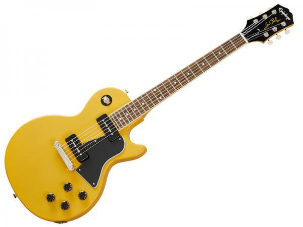 Epiphone ( エピフォン ) Les Paul Special TV Yellow 【レスポール・スペシャル TVイエロー 】