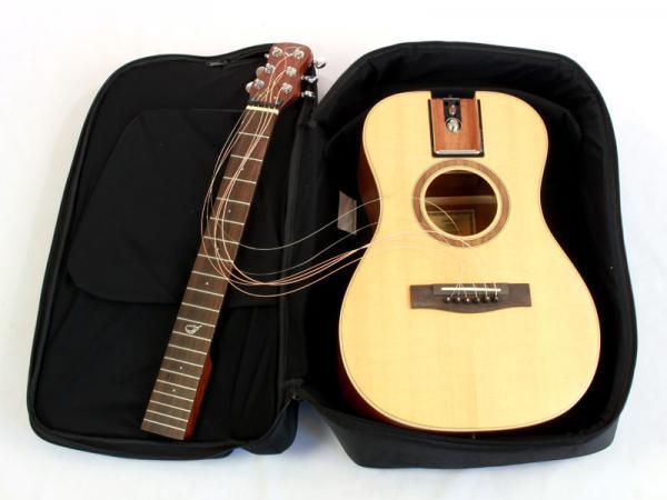 "Journey Instruments OF420L ""レフティ仕様"" シトカスプルース/パーフェロー"