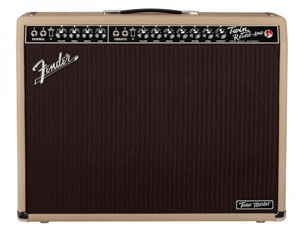 Fender ( フェンダー ) Tone Master Twin Reverb Blonde  【 トーンマスター ツインリバーブ ギターアンプ 】