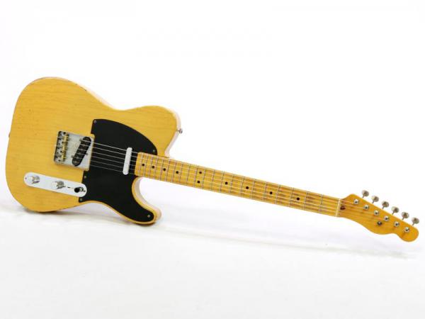 Nacho Guitars Early 50s style Blackguard #0086 3.06kg / C Neck