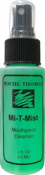 ROCHE THOMAS ( ロシェトーマス ) サニーミスト 小 マウスピースクリーナー スプレー Mi-T-Mist Mouthpiece Cleanser 60ml 管楽器 お手入れ クリーナー 北海道 沖縄 離島不可