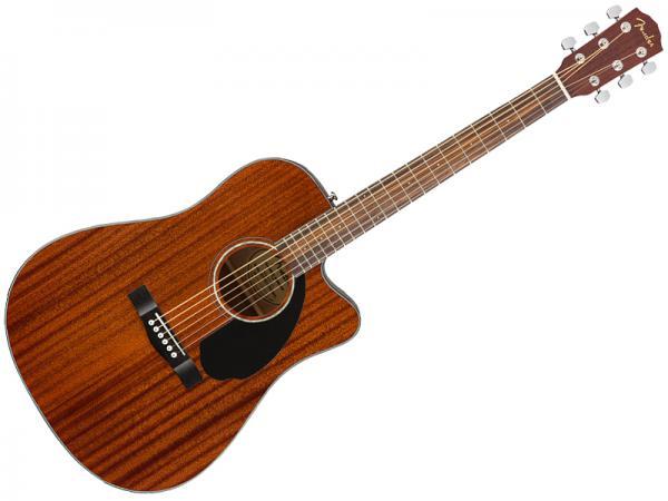 Fender ( フェンダー ) CD-60SCE MH【アコースティックギター  エレアコ】