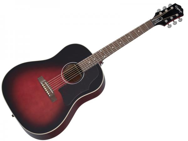 Epiphone ( エピフォン ) Slash J-45 Vermillion Burst【 アコースティックギター  エレアコ  スラッシュ 】