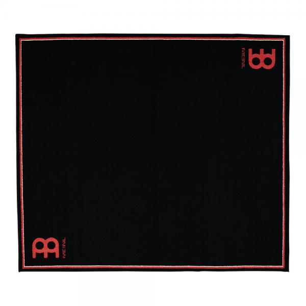 Meinl ( マイネル ) Drum Rug MDRS-BK Black 【 人気のマイネル ドラムマット Sサイズで電子ドラムのセッティングにも最適! 】