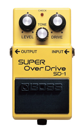 BOSS ( ボス ) SD-1 SUPER OverDrive
