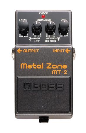 BOSS ( ボス ) MT-2 Metal Zone