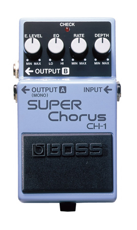 BOSS ( ボス ) CH-1 SUPER Chorus