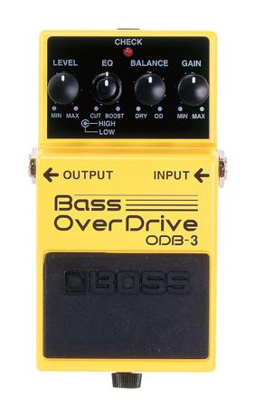 BOSS ( ボス ) ODB-3 Bass OverDrive【ベース オーバードライブ WK】