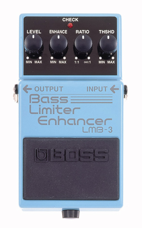 BOSS ( ボス ) LMB-3 Bass Limiter Enhancer