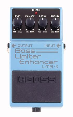 BOSS ( ボス ) LMB-3 Bass Limiter Enhancer 【ベース用 リミッター WO 】